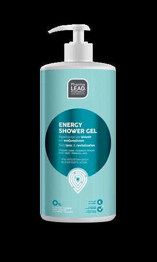 Picture of PharmaLead Energy Shower Gel Αφρόλουτρο για Τόνωση & Αναζωογόνηση 1lt