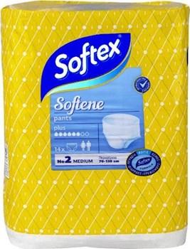 Picture of Softex Softene Pants Medium Πάνα Βρακάκι 14 ΤΕΜ