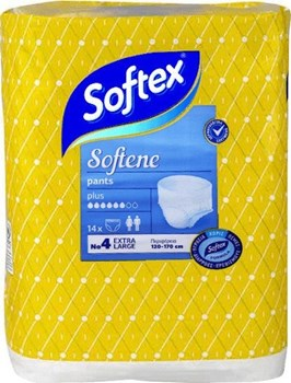 Picture of Softex Softene Pants XL Πάνα Βρακάκι 14 ΤΕΜ