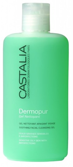 Picture of Castalia Dermopur Gel Nettoyant 200ml