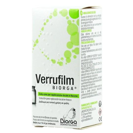 Picture of Biorga Verrufilm Solution 14ml