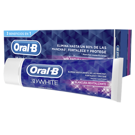 Picture of Oral-B 3D White Vitalizing fresh 75ml 1τμχ