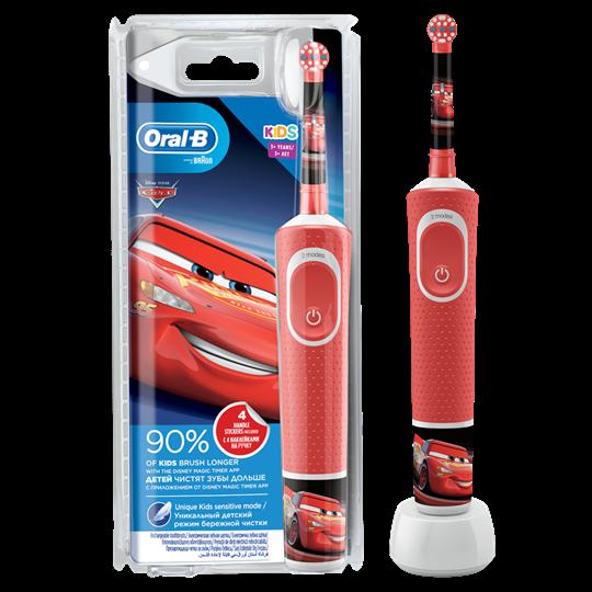 Picture of Oral-b Vitality Kids Ηλεκτρική Οδοντόβουρτσα Cars για Παιδία 3+