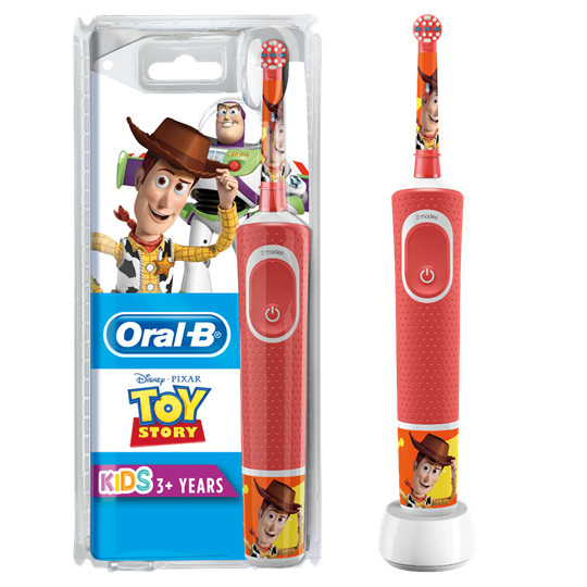 Picture of Oral-b Vitality Kids Ηλεκτρική Οδοντόβουρτσα Toy Story για Παιδία 3+