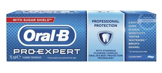 Picture of Oral-B Pro-Expert Οδοντόκρεμα Πολλαπλής Προστασίας 75ml