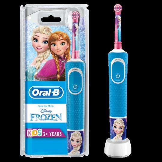Picture of Oral-b Vitality Kids Ηλεκτρική Οδοντόβουρτσα Frozen για Παιδία 3+