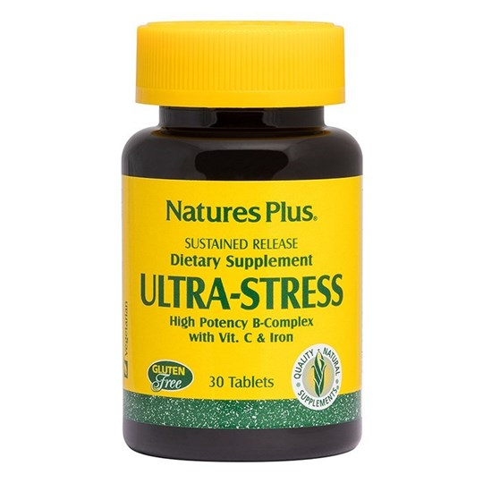 Picture of Natures Plus ULTRA STRESS 30TABS