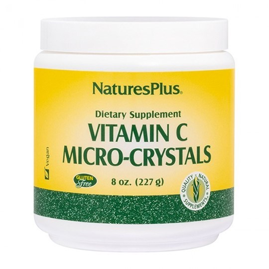 Picture of Natures Plus VITAMIN C MICRO-CRYSTALS 227gr