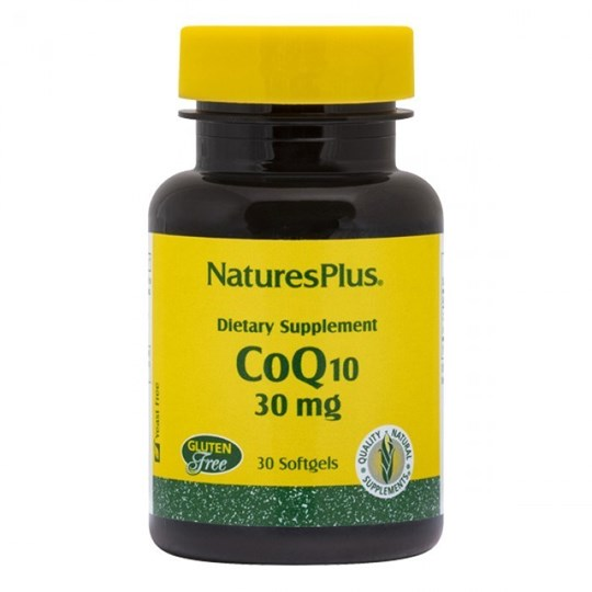 Picture of Nature's Plus CoQ10 30MG 30CAPS