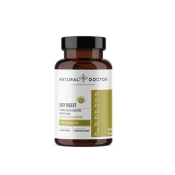 Picture of NATURAL DOCTOR Easy Digest 60 VegCaps