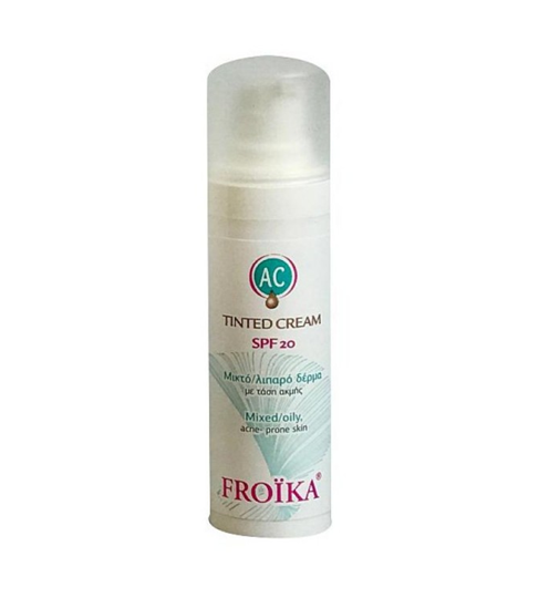 Picture of FROIKA AC Tinted Cream Light SPF20 30ml