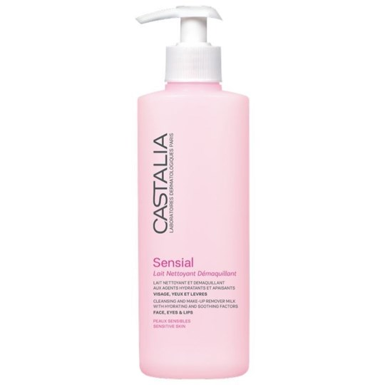Picture of Castalia Sensial Lait Nettoyant Demaquillant 300ml