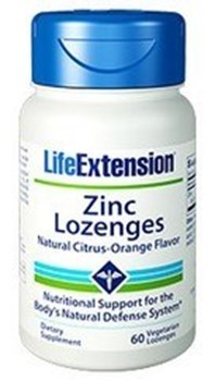 Picture of Life Extension Life Extension Enhanced Zinc 60Lozenges