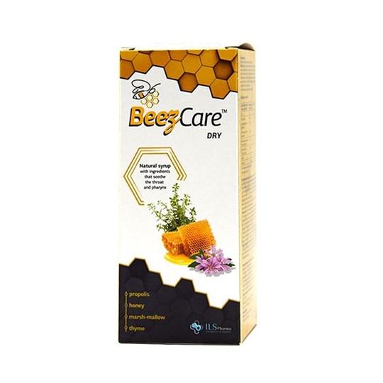Picture of ILS Pharma BeezCare Dry Φυτικό Σιρόπι Καταπράυνση Λαιμού & Φάρυγγα 140ml