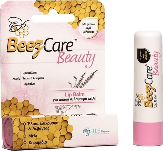 Picture of ILS Pharma Beezcare Lip Balm Με Φυσικό Κερί Μέλισσας 5,1g