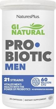 Picture of Natures Plus GI Natural Probiotic Men 30 caps