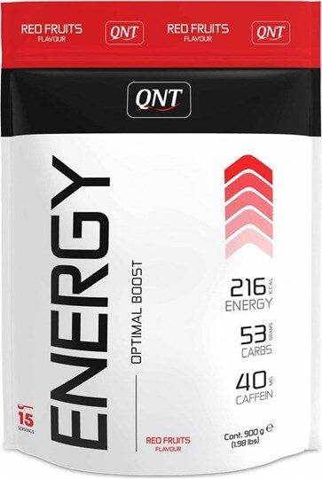 Picture of QNT Full Energy Powder Red Fruits 900gr