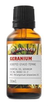 Picture of ESSENTIAL OIL GERANIUM KANAVOS 30ML