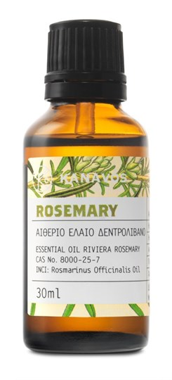 Picture of ESSENTIAL OIL RIVIERA ROSEMARY KANAVOS 30ML