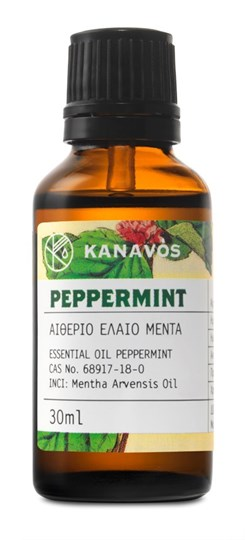 Picture of ESSENTIAL OIL PEPPERMINT KANAVOS 30ML