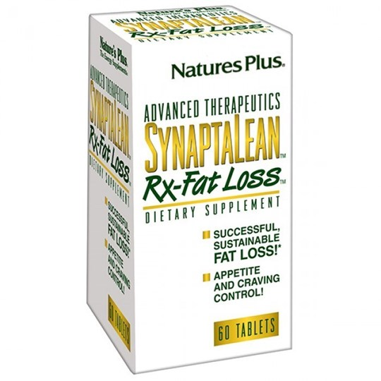 Picture of Nature's Plus SYNAPTALEAN Rx-Fat Loss 60tabs