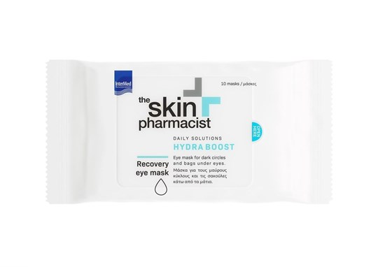 Picture of THE SKIN PHARMACIST ΗYDRA BOOST Recovery Eye-Mask 10 ×4ML