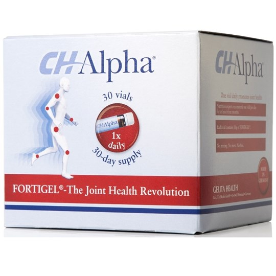 Picture of CH-ALPHA SOLUTION 30X25ml