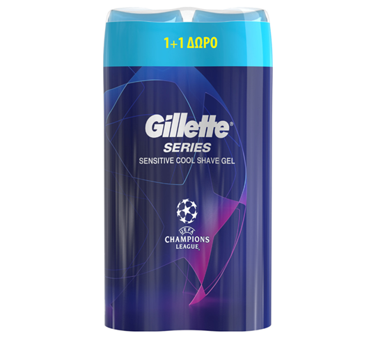 Picture of Gillette Series Sensitive Cool Shave Gel 2x200ml