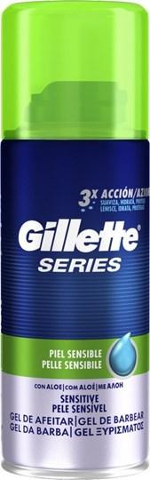 Picture of Gillette 3X Series Sensitive 75ml