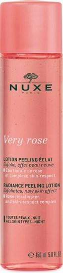 Picture of Nuxe Very Rose Radiance Pelling Lotion Λοσιόν Απολέπισης Προσώπου για Λάμψη 150ml