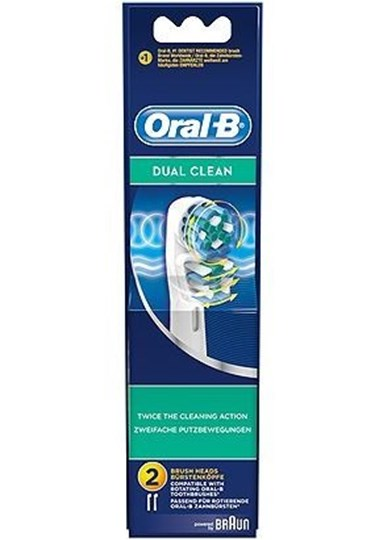 Picture of ORAL-B Dual Clean Ανταλλακτικά 2ΤΜΧ