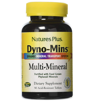 Picture of Nature's Plus Multi Mineral Dyno-Mins 90 tabs