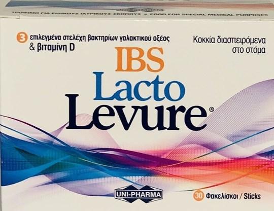 Picture of UNI-PHARMA Lacto Levure IBS 30τμχ