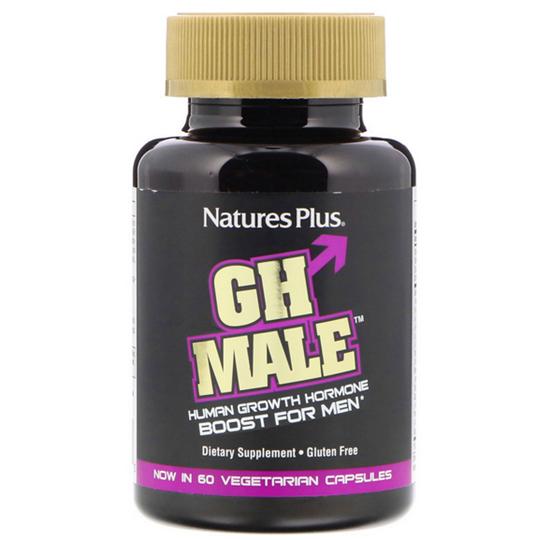 Picture of Natures Plus Nature's Plus GH Male 60 veg. caps