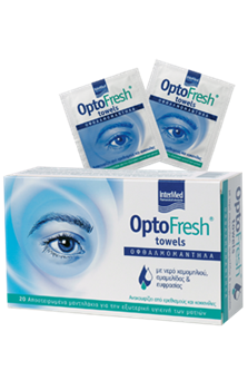 Picture of INTERMED OPTOFRESH TOWELETTES 20τεμ