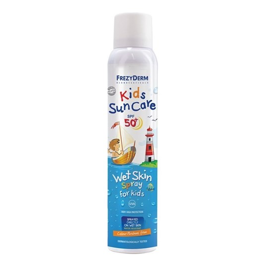 Picture of FREZYDERM Kids SunCare Αντηλιακό Spray για Παιδιά Spf50 200ml
