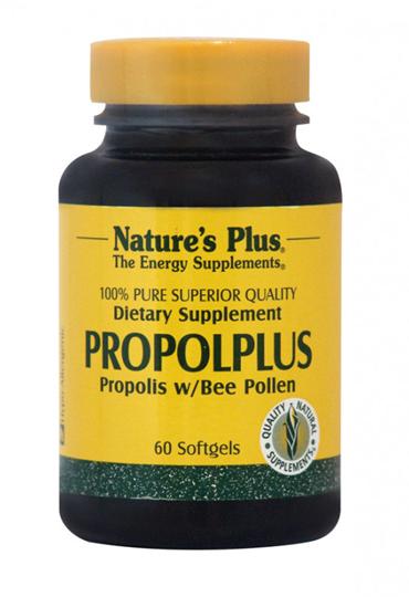Picture of Nature's Plus Propolplus 60softgels