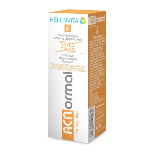 Picture of HELENVITA ACNormal Tinted Cream for Oily Skin 60ml