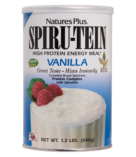Picture of Nature's Plus SPIRU-TEIN VANILLA 544 gr