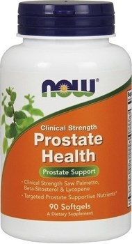 Picture of Now Foods Prostate Health Clinical Strength Συμπλήρωμα Διατροφής για τον Προστάτη 90 Softgels