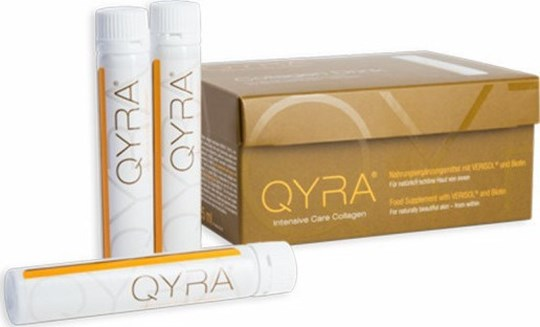 Picture of Qyra Intensive Care Collagen Drink 21αμπούλες x 21ml