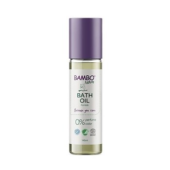 Picture of Λάδι Μπάνιου Bambo Nature 145ml