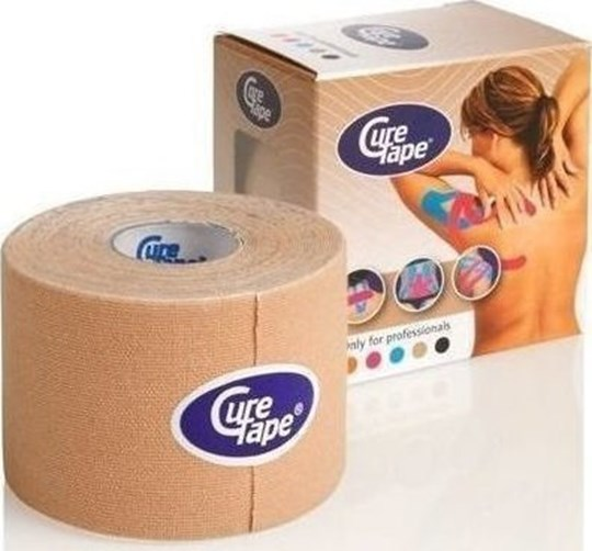 Picture of KINESIOLOGY CURE TAPE BEIGE 5CMX5M
