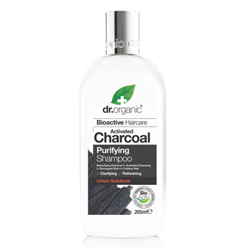 Picture of DR.ORGANIC Charcoal Shampoo 265ml
