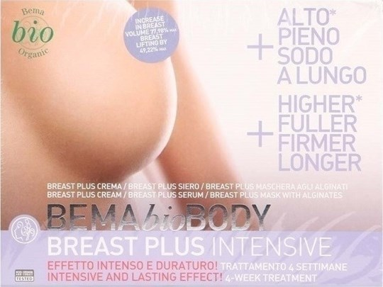 Picture of Bema Breast Plus Intensive (συσκευασία 4 χρήσεων)