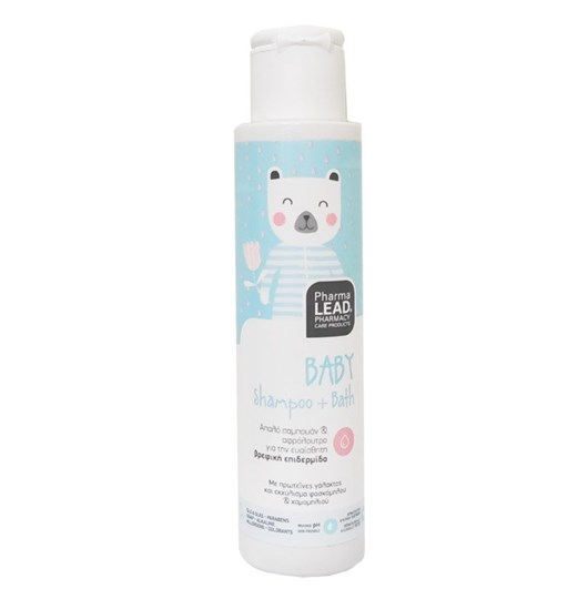 Picture of PHARMALEAD BABY SHAMPOO+BATH 100ml