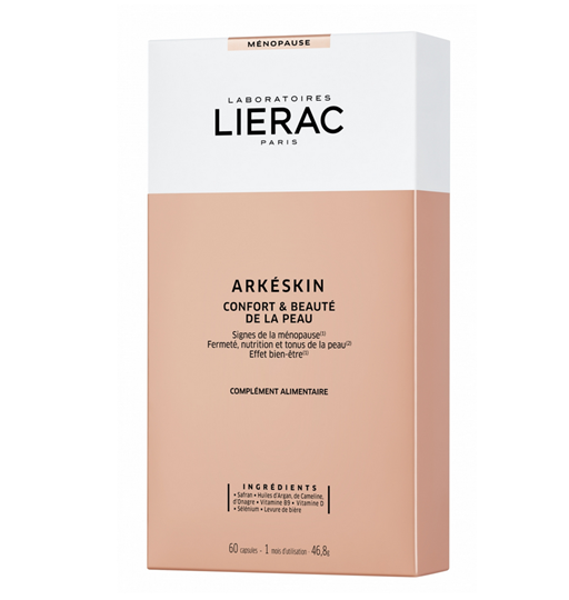 Picture of LIERAC ARKESKIN CAPSULES 60caps