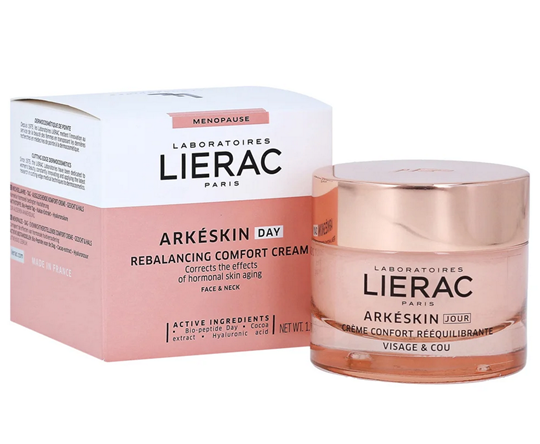 Picture of LIERAC ARKESKIN Day Rebalancing Comfort Cream Face and Neck 50ml