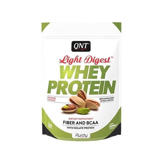 Picture of QNT Light Digest Whey Protein Pistachio 500gr