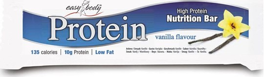 Picture of QNT Easy Body Protein Bar 35gr Βανίλια